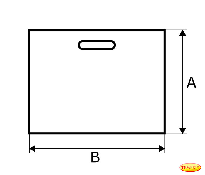 Format specjalny Square, o wyglądzie lodu z nogami stalowymi