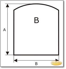 Podstawa, Szare szkło żądanego formatu S1