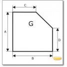 Podstawa, Brązowe szkło żądanego formatu S1